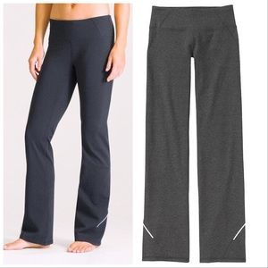 Athleta Power Kick Pants - Charcoal Gray